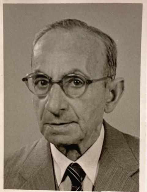 Karel Hamburg in 1946